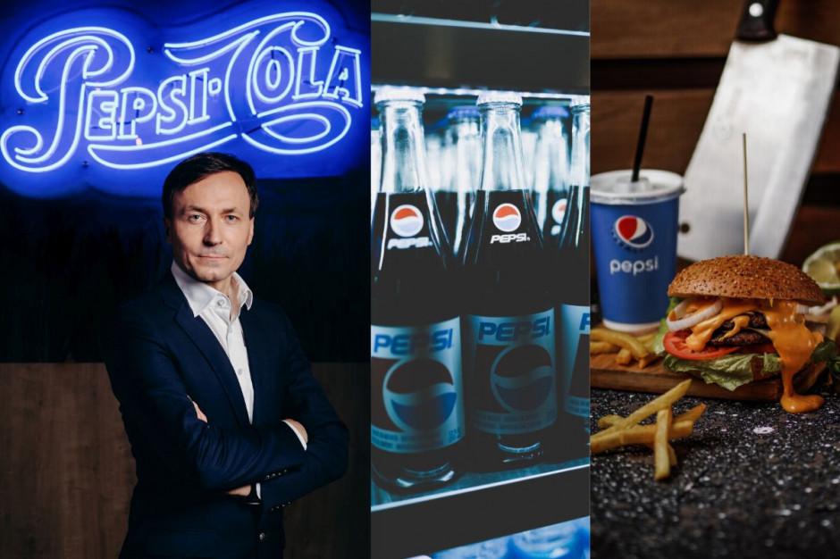 PepsiCo: obecnie tylko 20% naszych klientów gastronomicznych prowadzi działalność na wynos