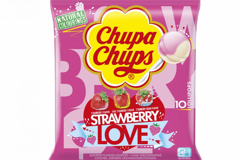 Nowość od Chupa Chups na Walentynki