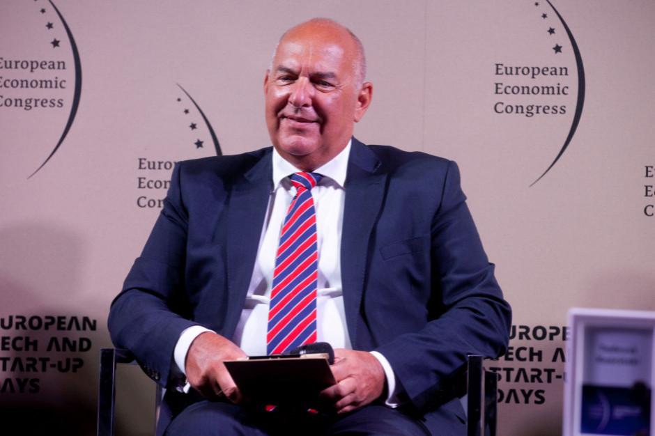 Kościński, MF: wyniki gospodarki w 2020 r. wyraźnie lepsze od prognoz sprzed 2-3 miesięcy
