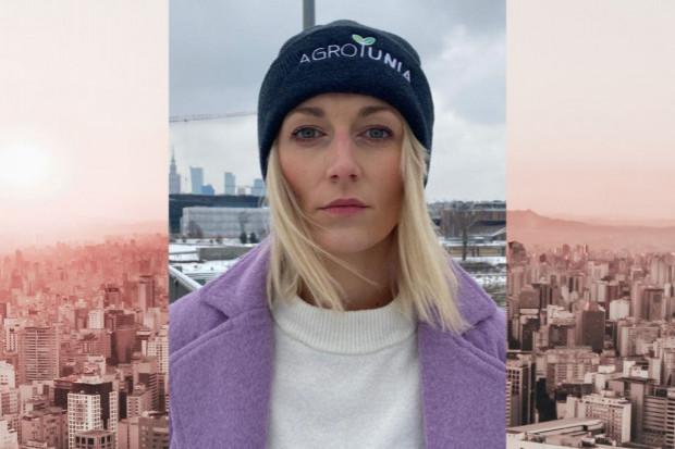 Natalia Żyto - koordynatorką ds. mediów ruchu rolników Agrounia