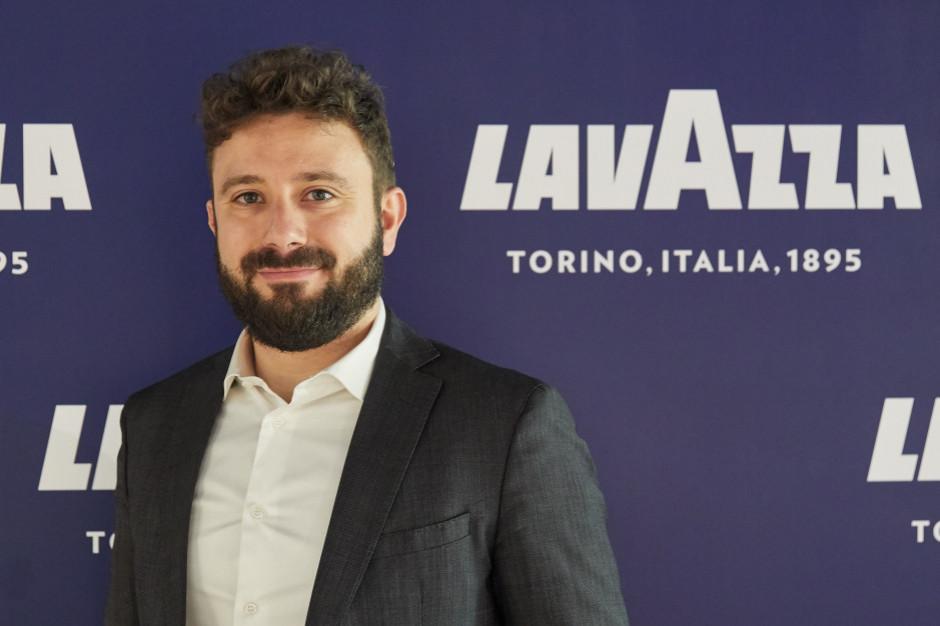 Lavazza mianuje Marco Barbieri nowym Country Sales Managerem w Polsce
