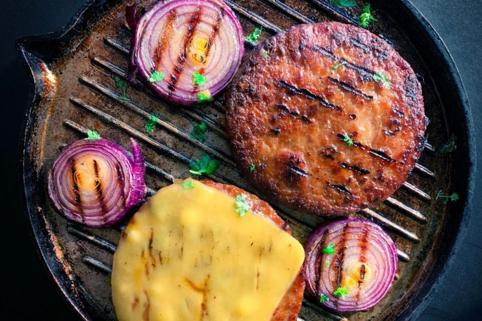 Sprzedaż roślinnych zamienników mięsa podwoiła się w rok