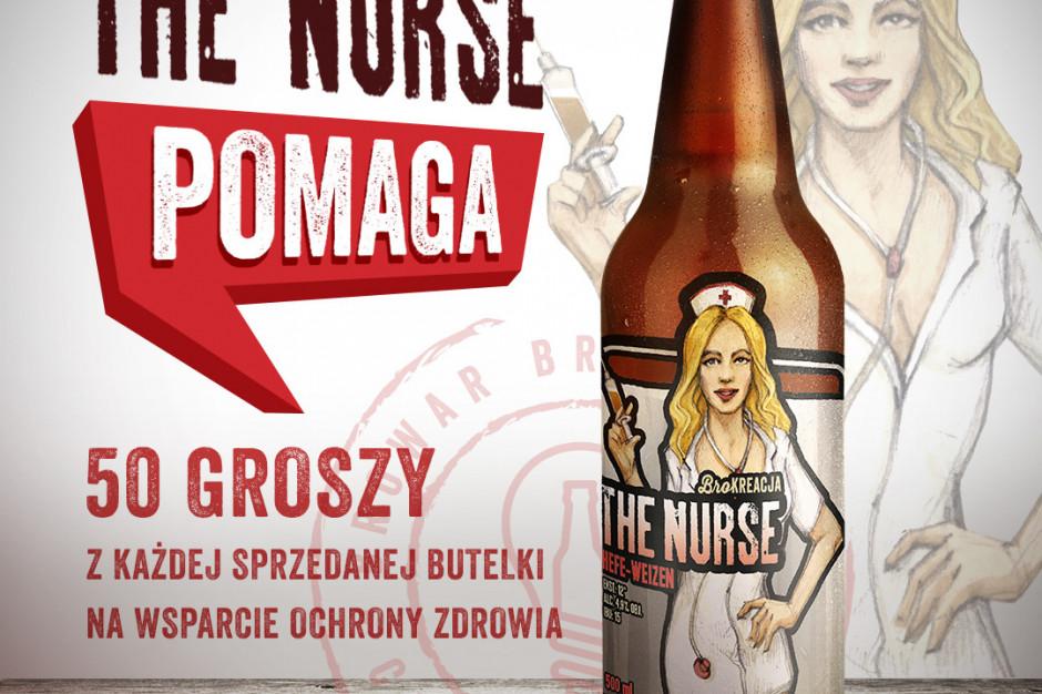 Brokreacja: Chcemy przekuć zamieszanie wokół The Nurse w coś dobrego