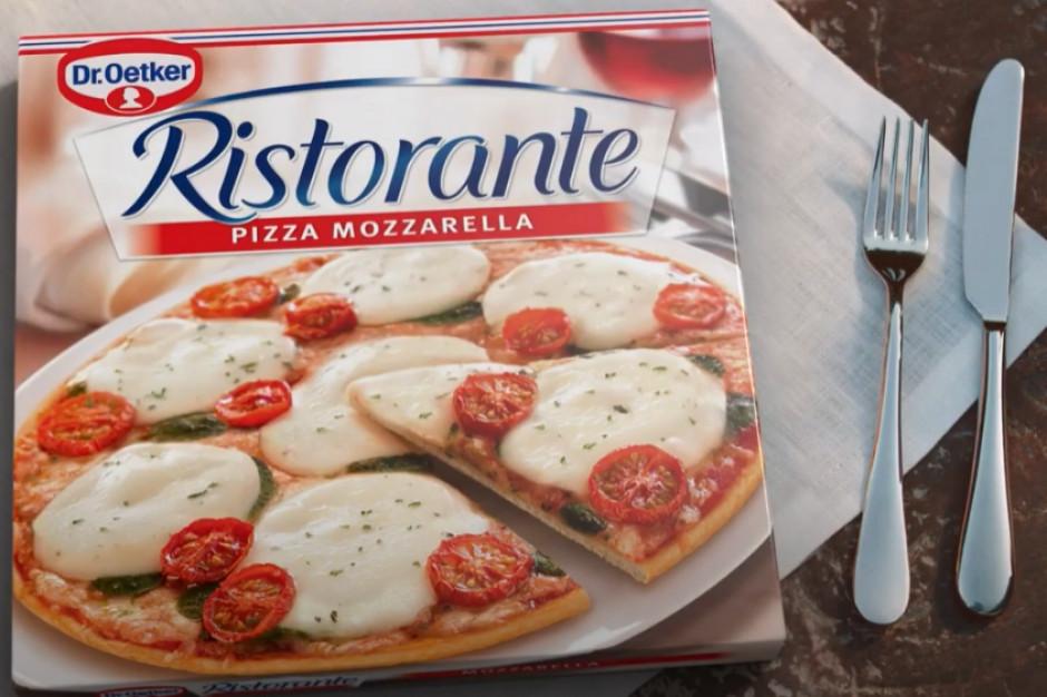 Dr Oetker wprowadza wegańską pizzę Ristorante