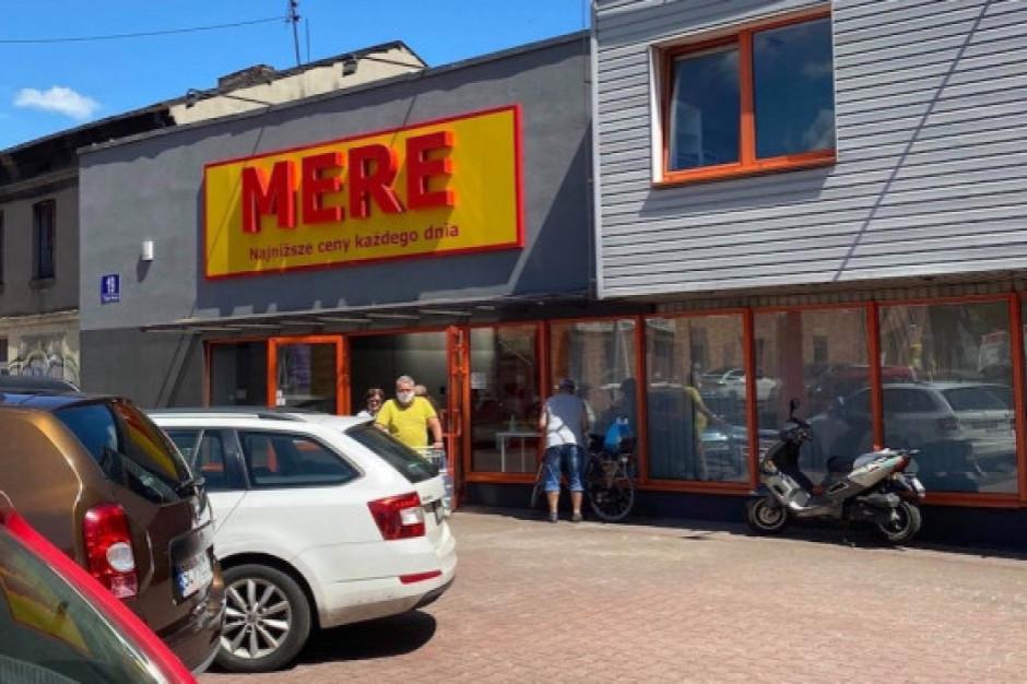 Mere ma trzy sklepy w Polsce