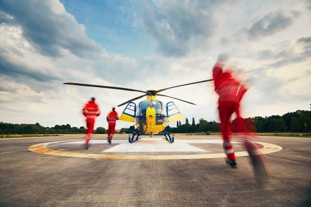 Katastrofa helikoptera. Nie żyje znany przedsiębiorca