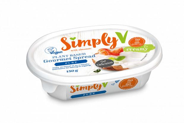 Hochland Polska wprowadza na rynek wegańską markę - SimplyV