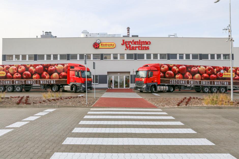 Biedronka tworzy nowy region logistyczny