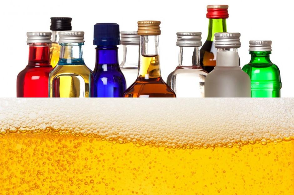 Piwo i półlitrówki beneficjentami podatku od