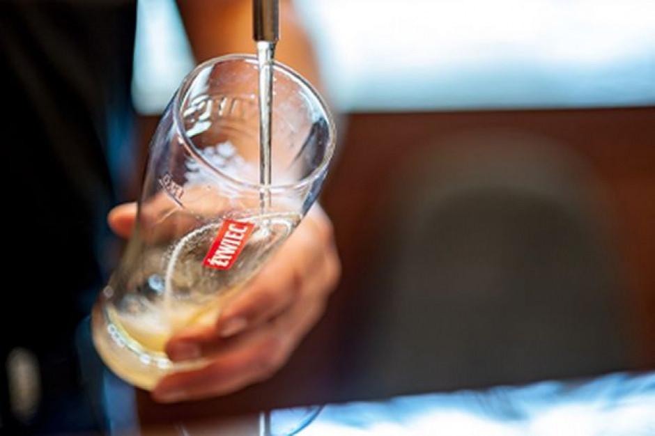 Grupa Żywiec w 2020 r. odebrała z barów i gastronomii piwo za 6 mln zł