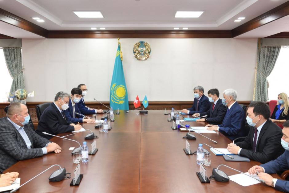 KSG Agro inwestuje w Kazachstanie