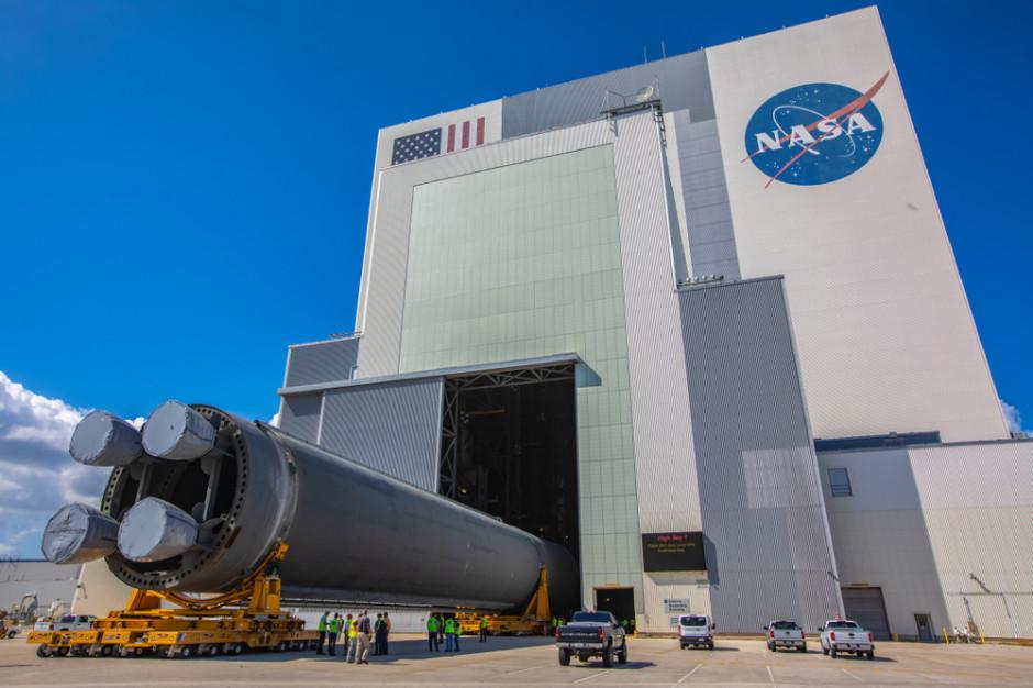 NASA ogłosiła konkurs na metody produkcji żywności w kosmosie