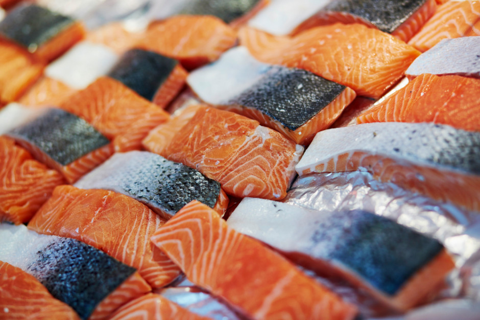 Cargill chce zmniejszyć wpływ hodowli łososia na środowisko