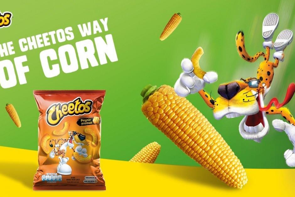 Marka Cheetos ujawnia  jak powstają chrupki (wideo)