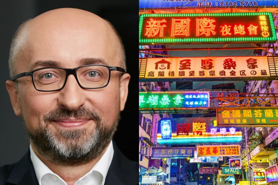 SuperDrob: Hongkong to jedyny azjatycki rynek, który chcemy rozwijać