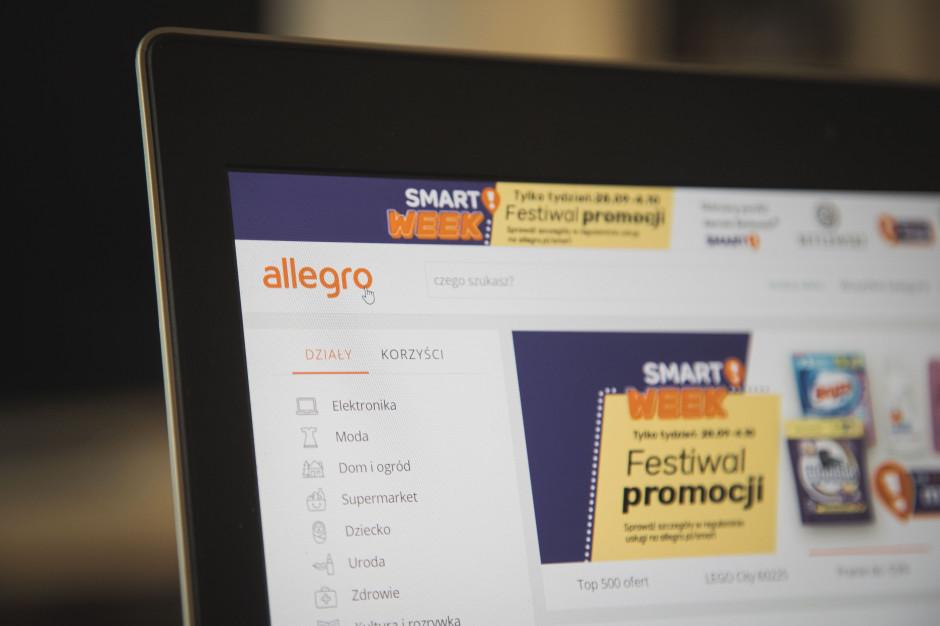 Allegro zwiększy wydatki na inwestycje