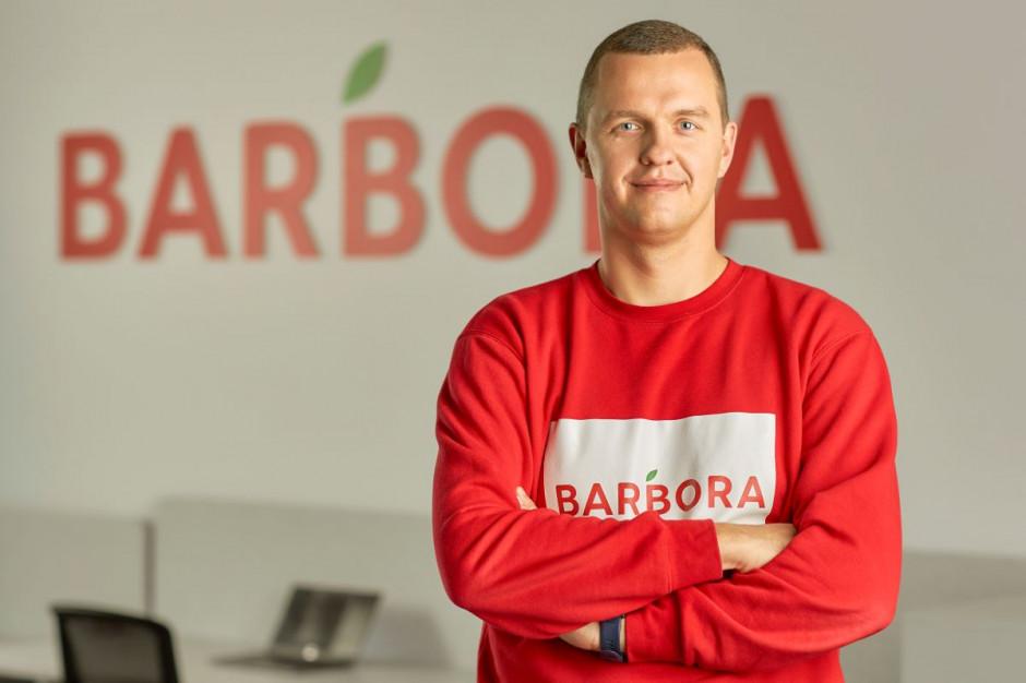 Andrius Mikalauskas objął stanowisko CEO Barbory w Polsce