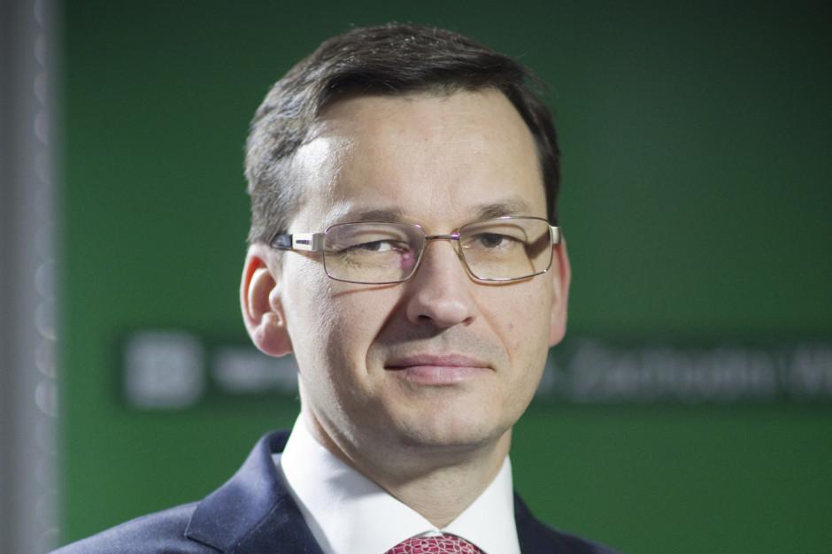 Morawiecki: Pandemia zerwała nie tylko łańcuchy dostaw