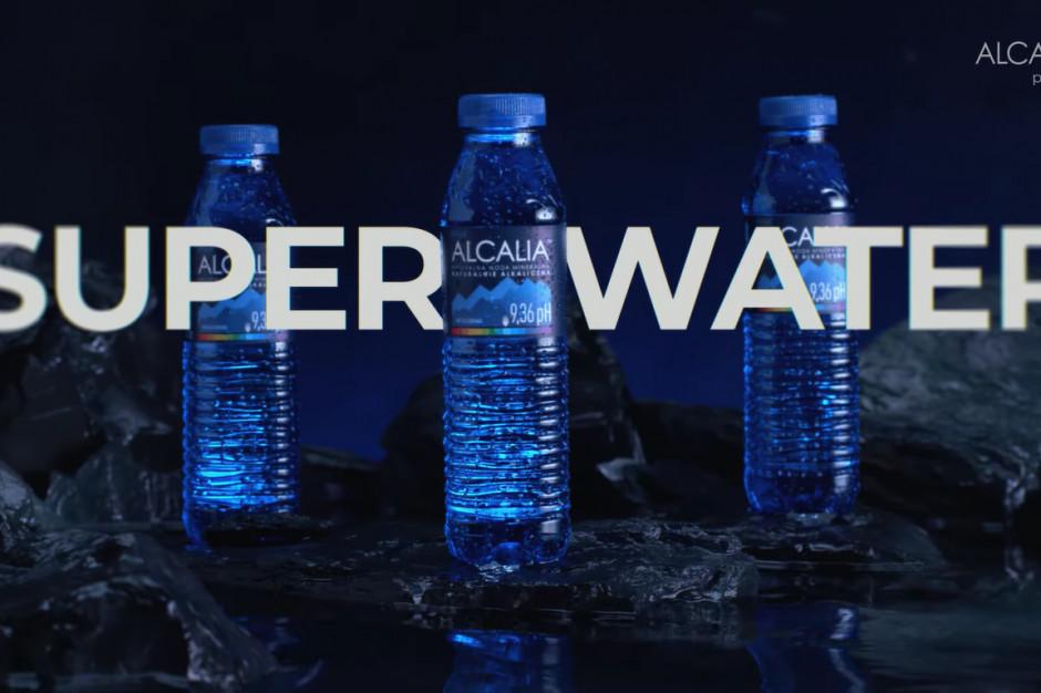 Alcalia – woda o pH 9,36. – nowością na polskim rynku