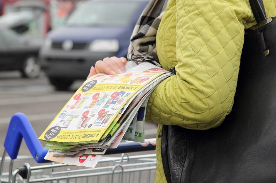 W pandemii sieci handlowe mocno oszczędzają na gazetkach