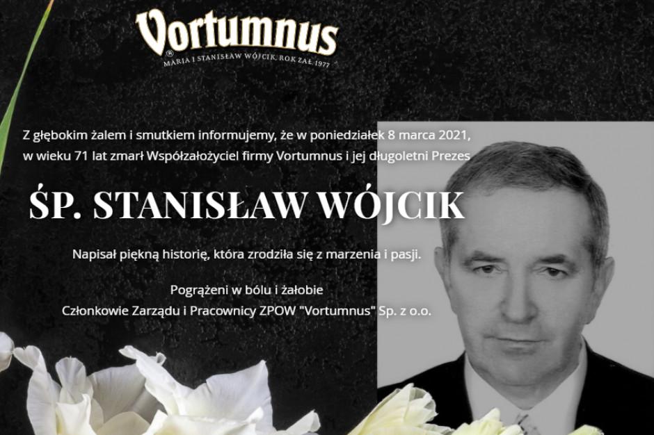 Nie żyje współzałożyciel Vortumnusa