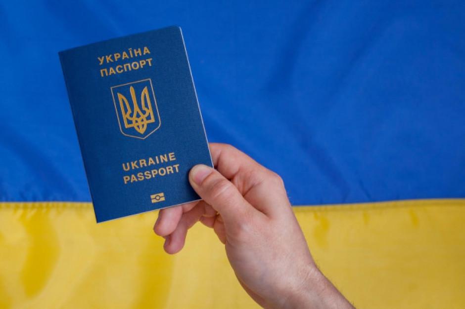 Już 250 tys. Ukraińców z ważnym zezwoleniem na pobyt w Polsce