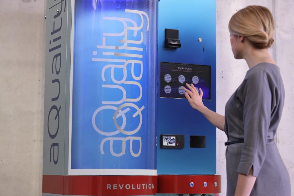 Polska firma upowszechnia urządzenia do mineralizowania wody i napojów