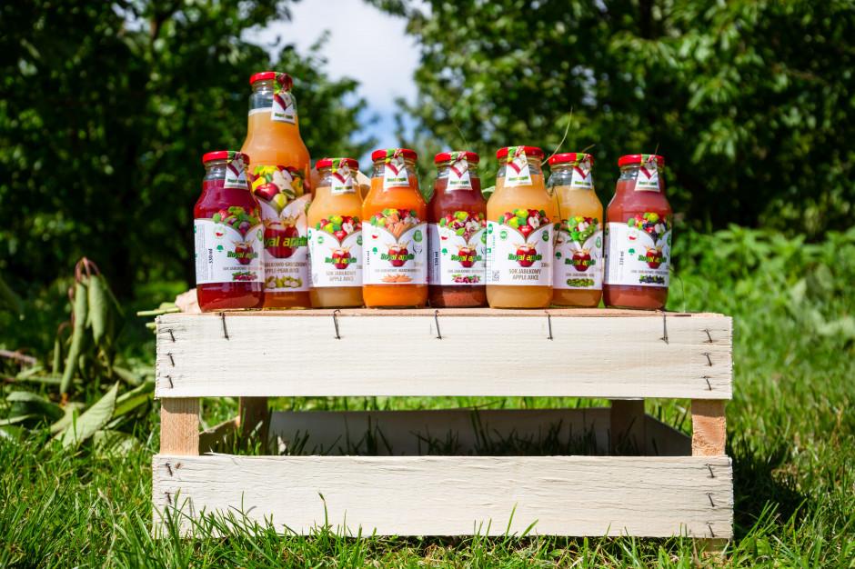 Activ chce wypromować polską markę soków NFC - Royal Apple