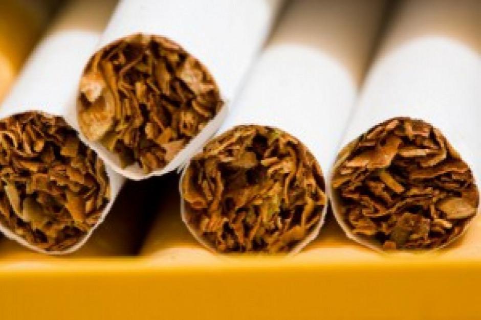 Schwytano przemytników papierosów oraz towar o wartości 150 mln zł
