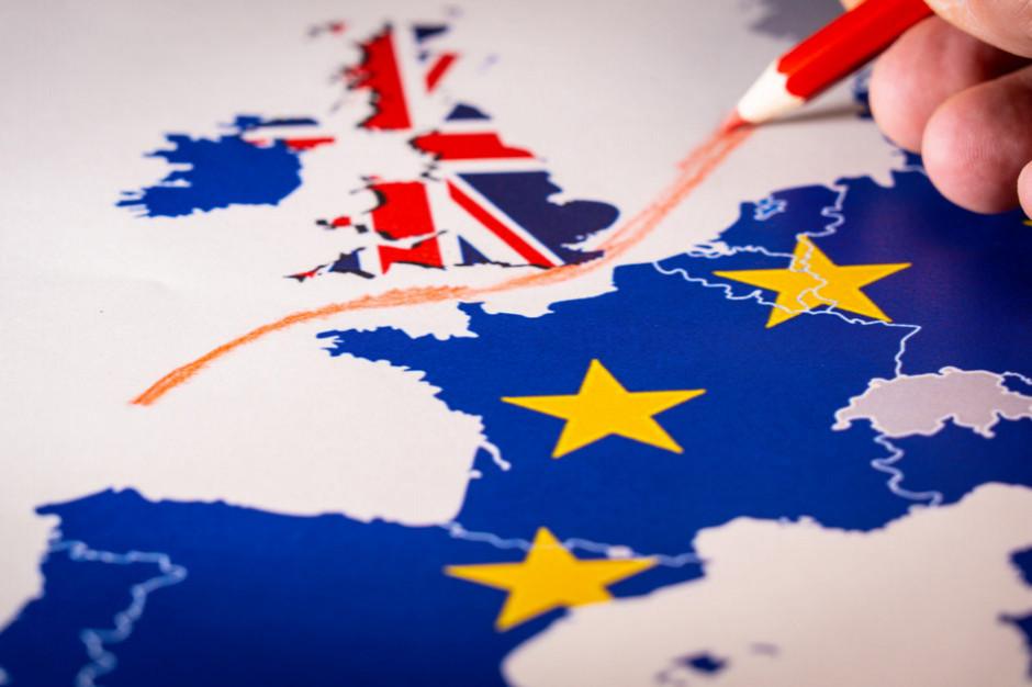 W. Brytania zanotowała w styczniu spadek PKB oraz handlu z UE
