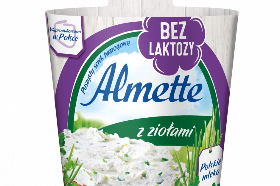 Hochland rozwija Almette bez Laktozy