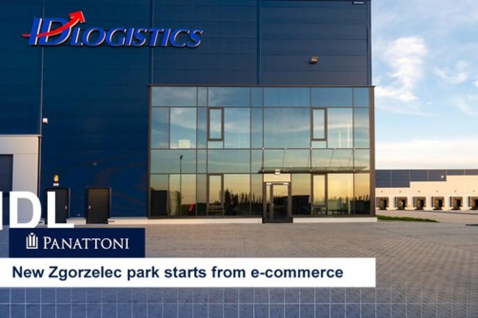 ID Logistics głównym najemcą Panattoni Park Zgorzelec
