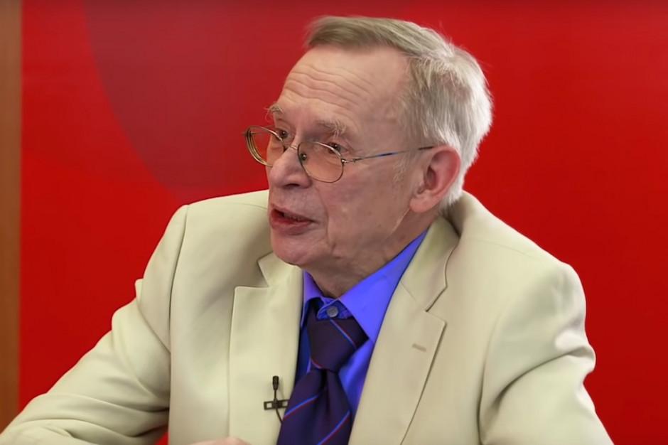 Prof. Gut: Testy serologiczne niewiele pomogą