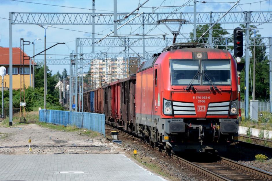 Polska druga w Europie pod względem liczby licencji kolejowych na przewóz towarów