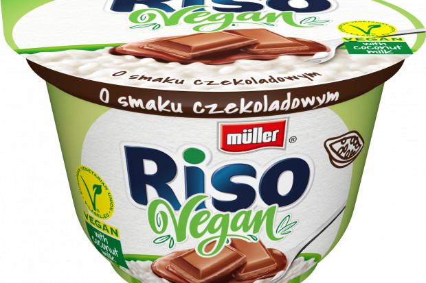 Kolejna firma mleczarska wypuszcza bezmleczne produkty
