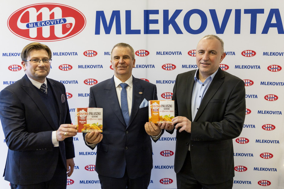Mlekovita realizuje nowy projekt biznesowy z CPF Poland S.A.