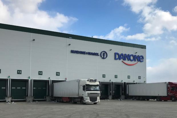 Danone przedłuża kontrakt na obsługę logistyczną w Polsce