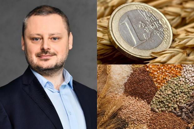 Pekao: Trendy globalne źródłem wzrostów cen zbóż w Polsce