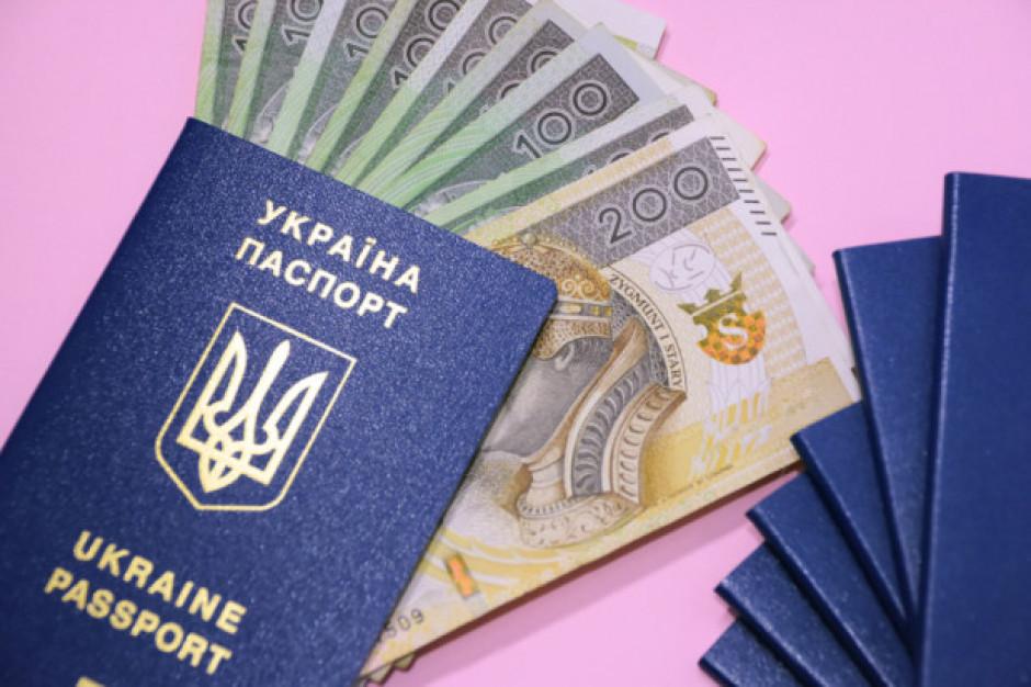 Ponad 70 proc. obcokrajowców pracujących w Polsce to Ukraińcy