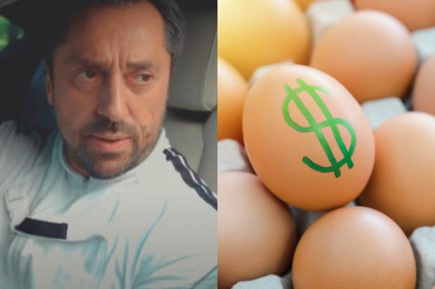 Gwiazda disco-polo inwestuje w hurtownię jaj