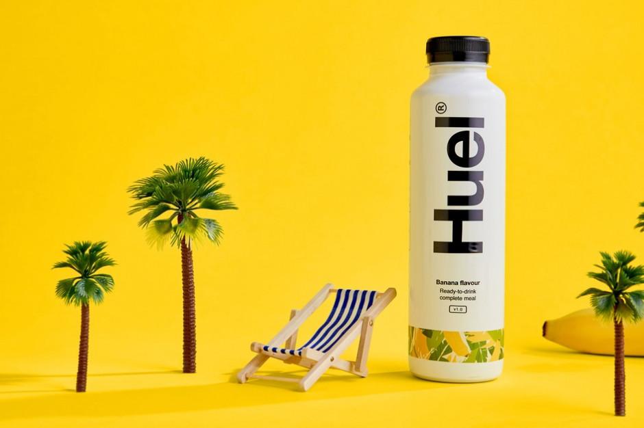 Huel wprowadza nowy smak do serii napojów ready-to-drink