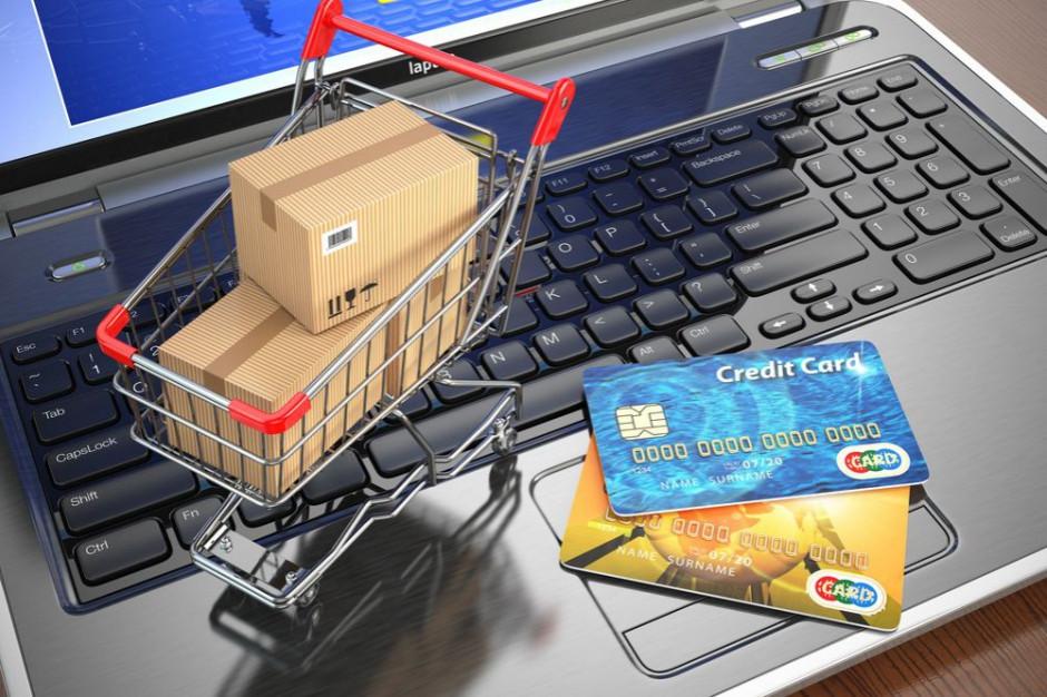 Mniejszy udział e-sprzedaży w sprzedaży detalicznej