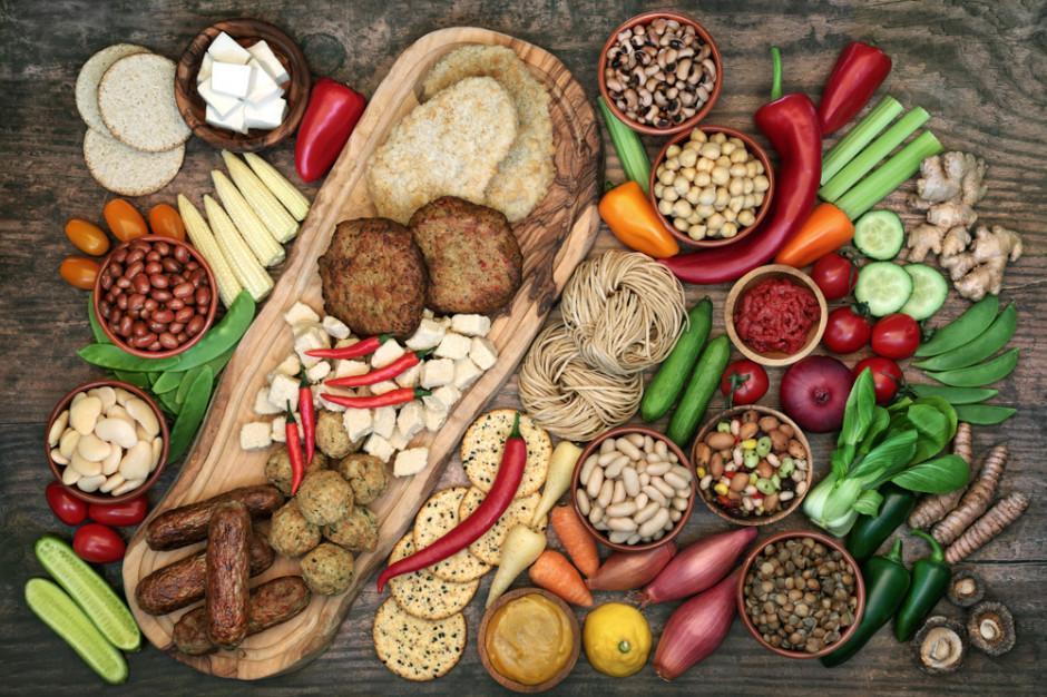 Rośnie sprzedaż żywności roślinnej