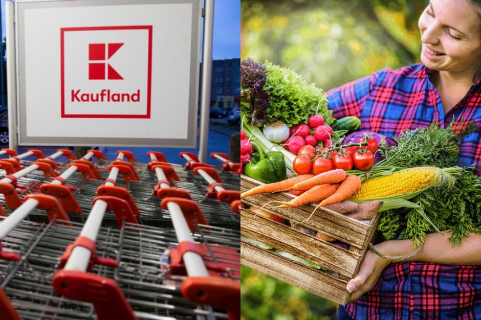 Kaufland rozwija współpracę z regionalnymi dostawcami