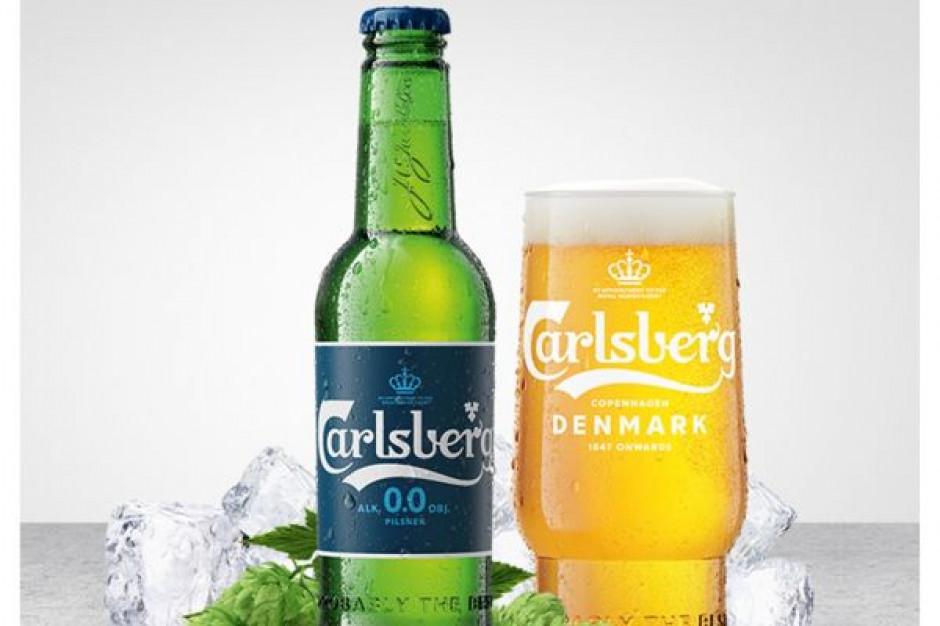 Carlsberg Polska z nowym Pilsner % w butelce z eco rozwiązaniami