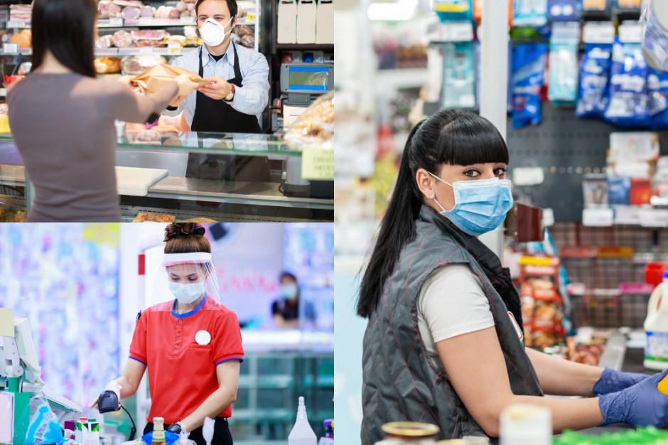 PIH i Społem apelują o szybkie szczepienie pracowników handlu