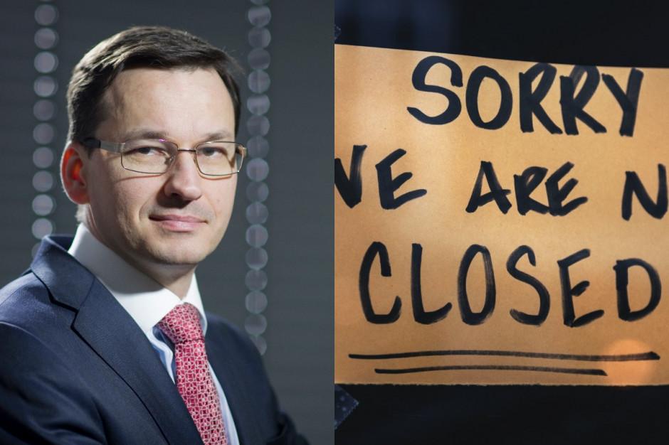 Rząd zamknie sklepy budowlane i RTV/AGD?