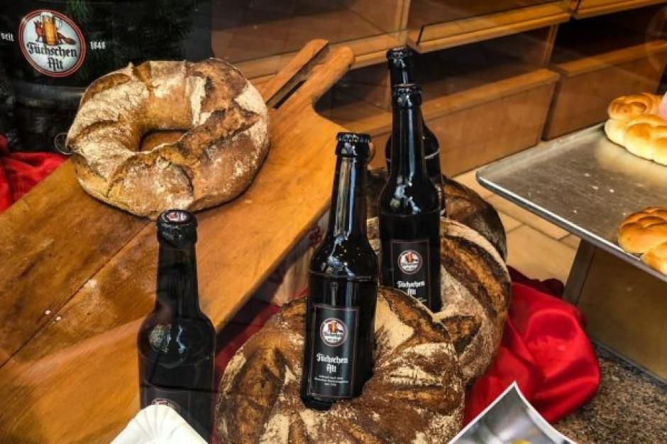 Piekarze pomagają restauratorom w lockdownie wykorzystać piwo