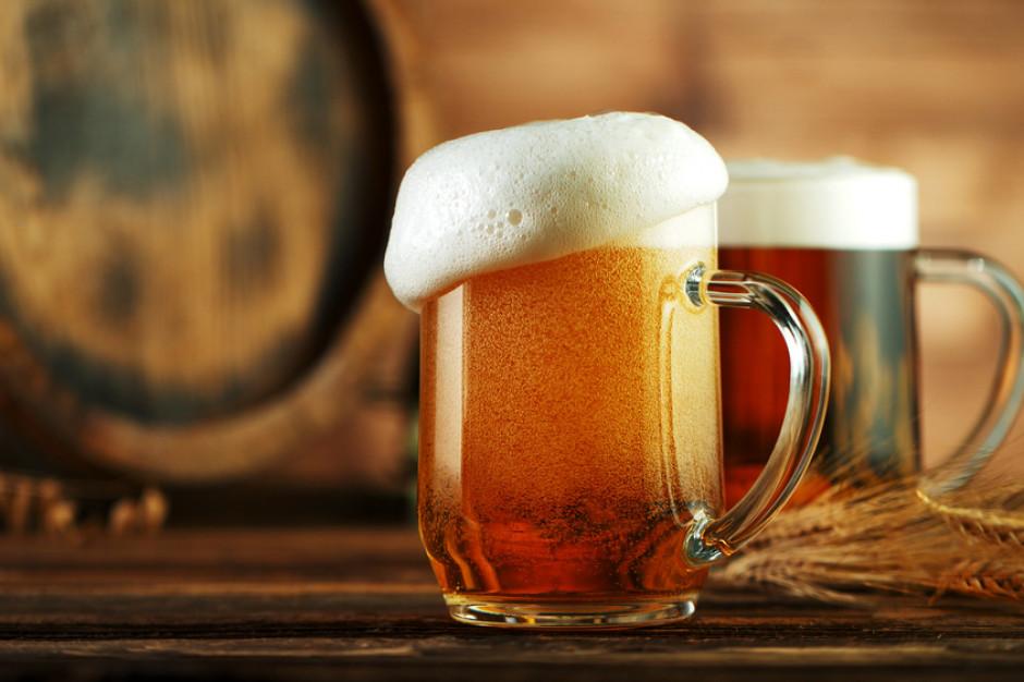 Produkcja piwa wciąż pod kreską. I to sporo