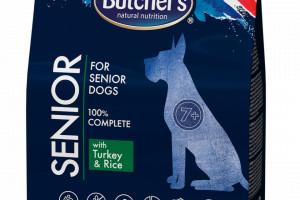 Zdjęcie numer 2 - galeria: Butcher's wprowadza suche funkcjonalne karmy dla psów